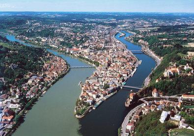 Per Traumschiff durch Bayern