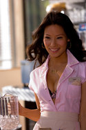 Lucy Liu in: Code Name: The Cleaner