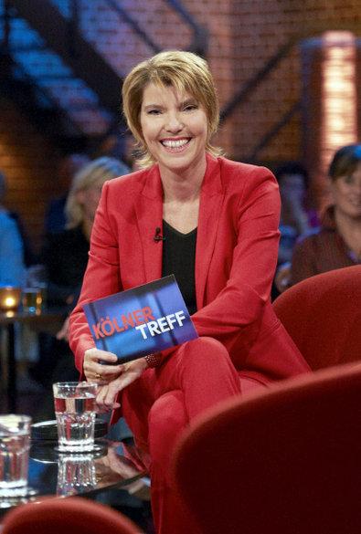 "Bild 1 von 40: Bettina B�ttinger - Moderatorin ""K�lner Treff"""