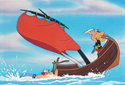 SRTL 20:15: Asterix in Amerika