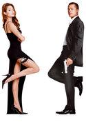 Brad Pitt in: Mr. & Mrs. Smith
