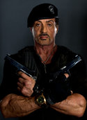 Sylvester Stallone in: The Expendables 2