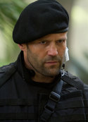 Jason Statham in: The Expendables 2