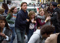 Brad Pitt in: World War Z