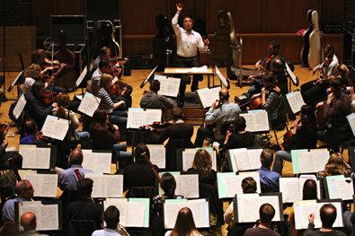 Bild 38 von 40: Valery Gergiev und das London Symphony Orchestra