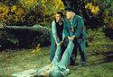 Edmund Gwenn in: Immer �rger mit Harry
