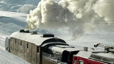 Angst auf Schienen - Die gef�hrlichsten Bahnstrecken der Welt