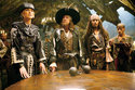 Johnny Depp in: Pirates of the Caribbean 3 - Am Ende der Welt