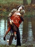 Donald Sutherland in: Wenn die Gondeln Trauer tragen