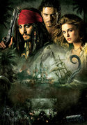 Keira Knightley in: Pirates of the Caribbean - Fluch der Karibik 2