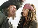 Johnny Depp in: Fluch der Karibik 3 - Am Ende der Welt