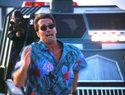 Arnold Schwarzenegger in: Running Man