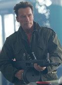 Arnold Schwarzenegger in: The Expendables 2