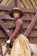 Ali Larter in: American Outlaws