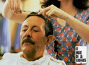 arte 20:15: Der Mann der Friseuse