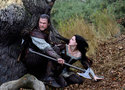Chris Hemsworth in: Snow White and the Huntsman