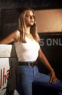 Jodie Foster in: Taxi Driver