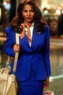 Pam Grier in: Jackie Brown