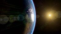Das Universum: Die Geburt der Erde