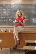 Cameron Diaz in: Bad Teacher